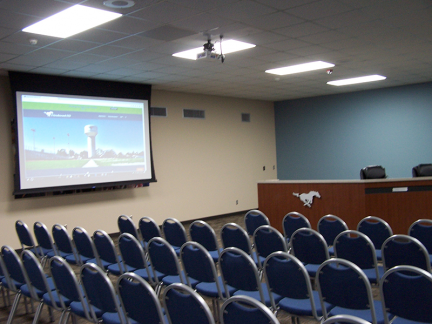 Friendswood ISD Boardroom (TEKVOX). Houston, the USA
