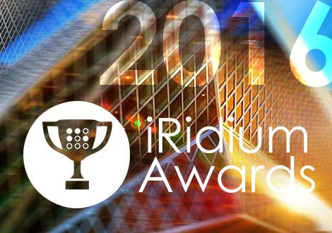 Results of iRidium Awards 2016