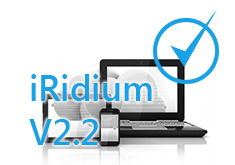 capabilities of the latest version of iRidium V2.2 at work