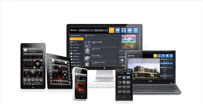 Iridium Mobile Control Of Smart Homes From Ipad Android