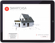 iRidium-based project (SmartCasa)