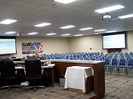 iRidium-based project (Friendswood ISD Boardroom)