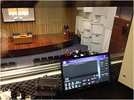 iRidium-based project (CRQ Auditorium)